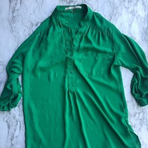 41 Hawthorn [stitch fix ] 3/4 sleeve tunic | Sz S